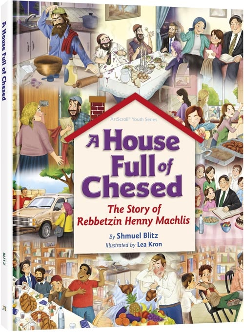 A House Full of Chesed